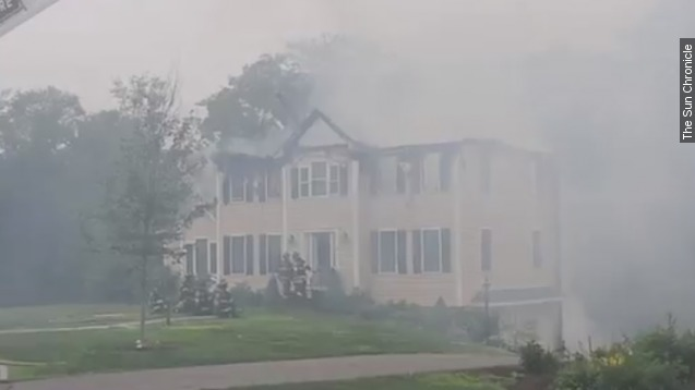 Multiple deaths after plane crashes into Mass. home