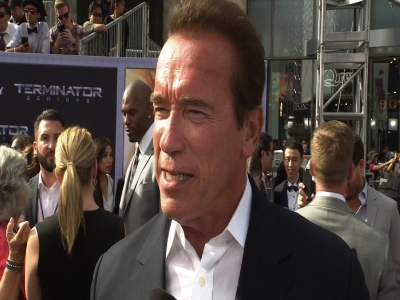 Schwarzenegger discusses return to 'Terminator'