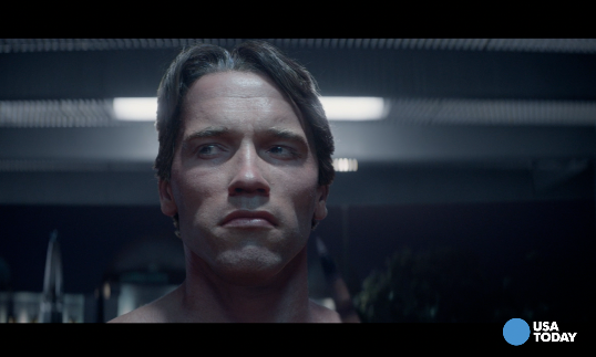 'Terminator Genisys': That's not actually Arnold