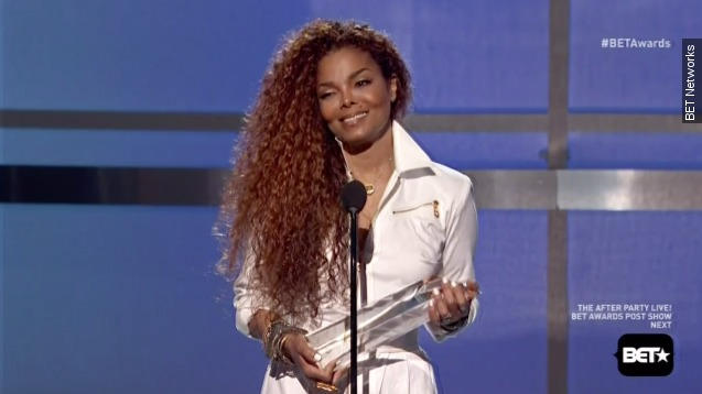 BET awards honor Janet Jackson with an epic tribute