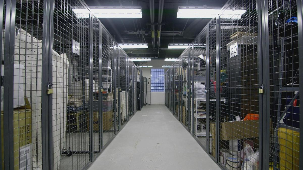 See what a $64,000 storage space looks like