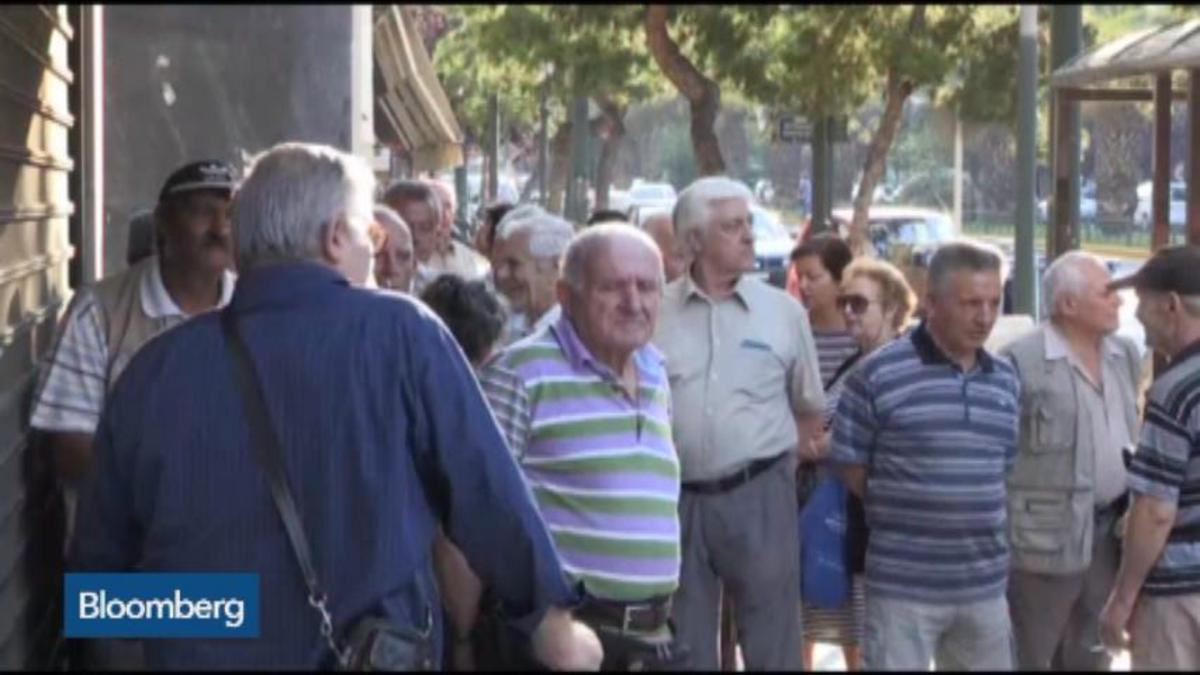 Greece imposes 60 Euro limit on ATM machines