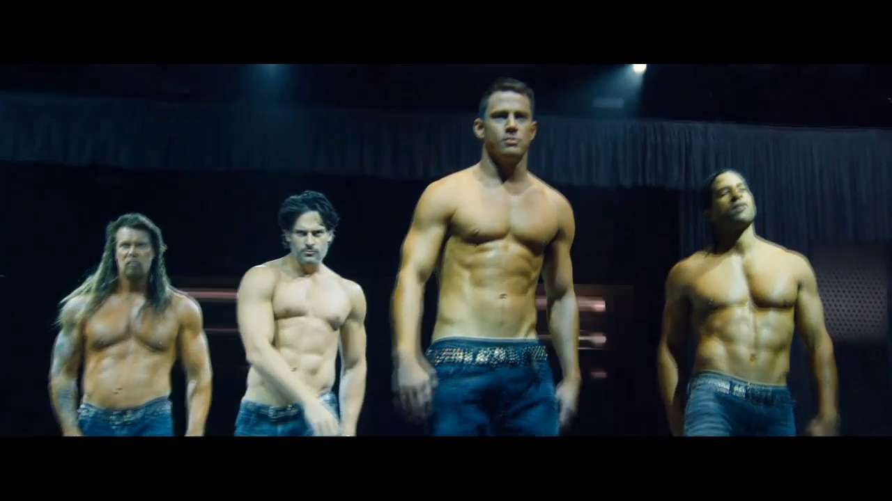 Trailer: 'Magic Mike XXL'