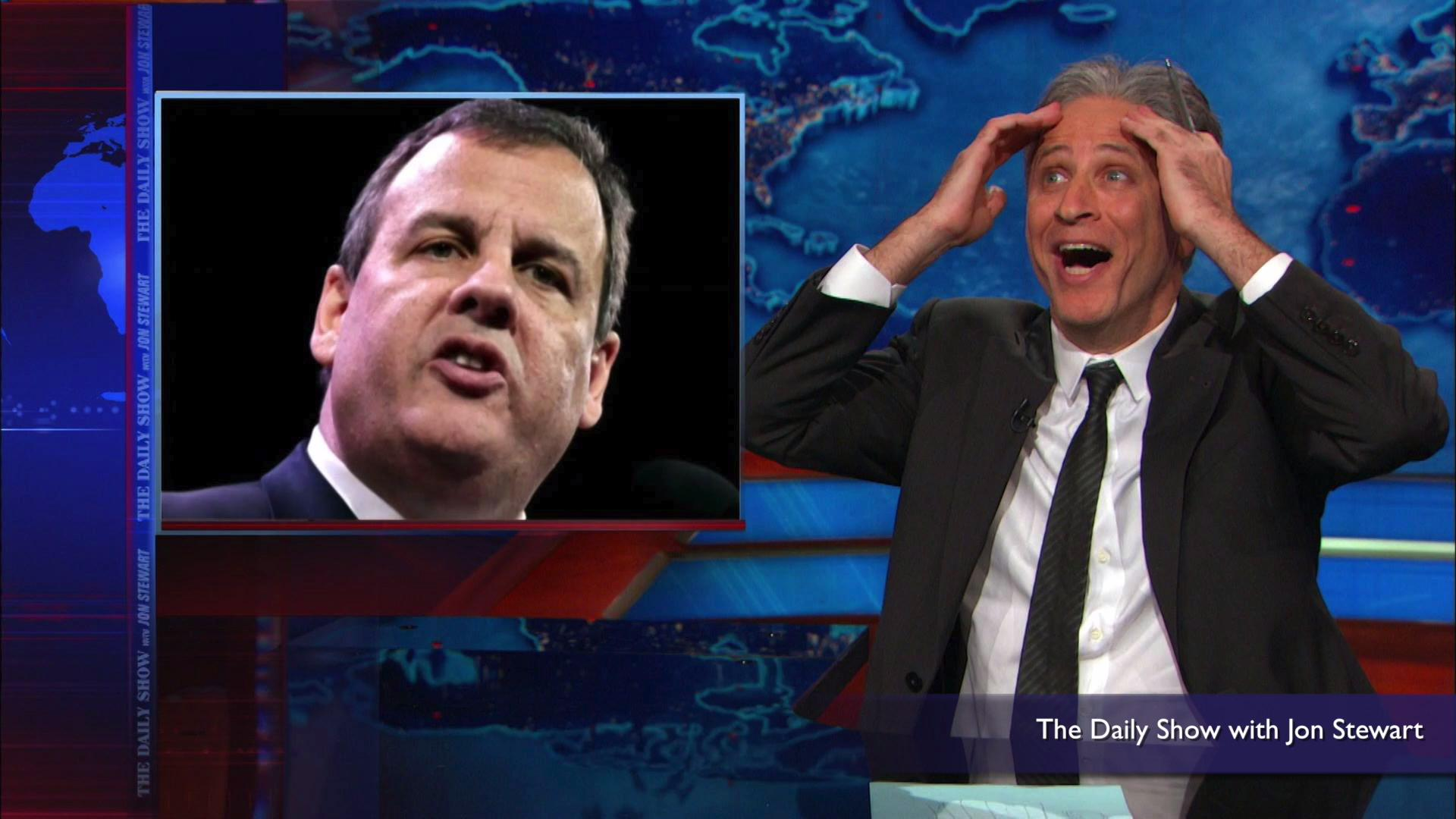 Jon Stewart's enemies rip him on 'The Daily Show's last episode