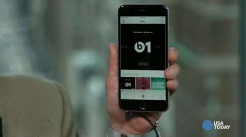 Apple Music: a first look