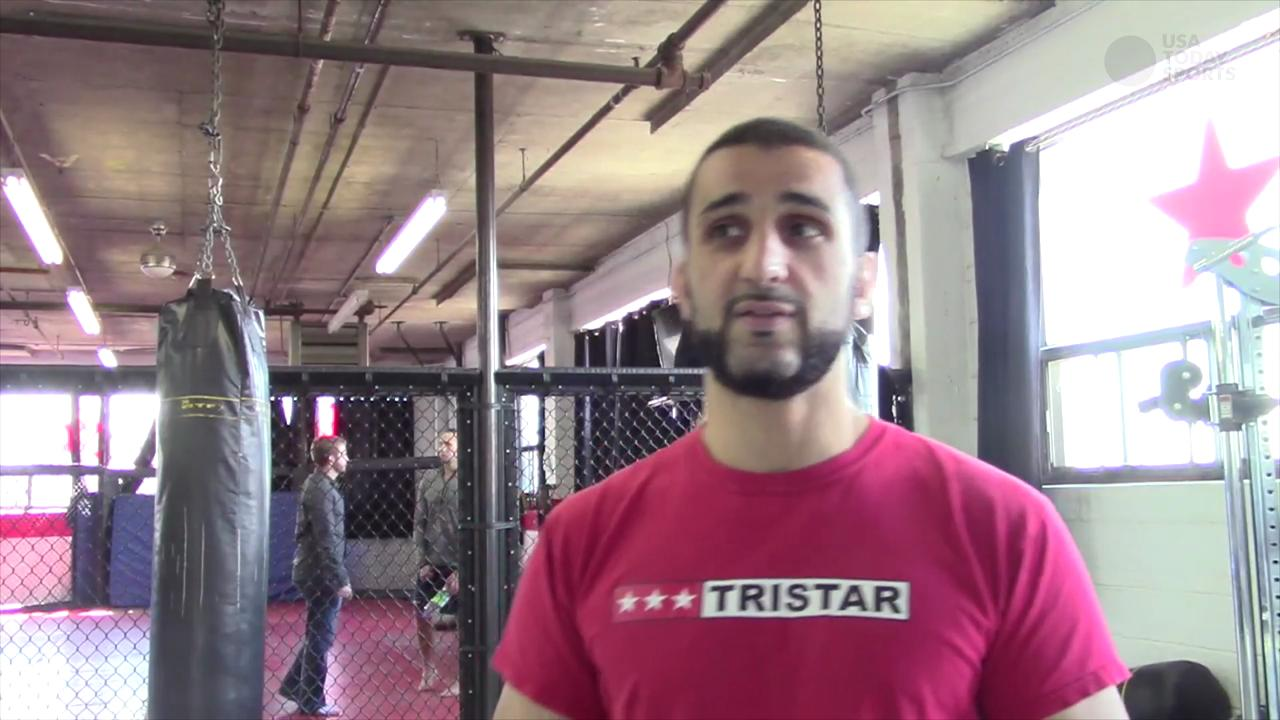 Coach Firas Zahabi hopes GSP comes back: 'He has a lot of fight left'