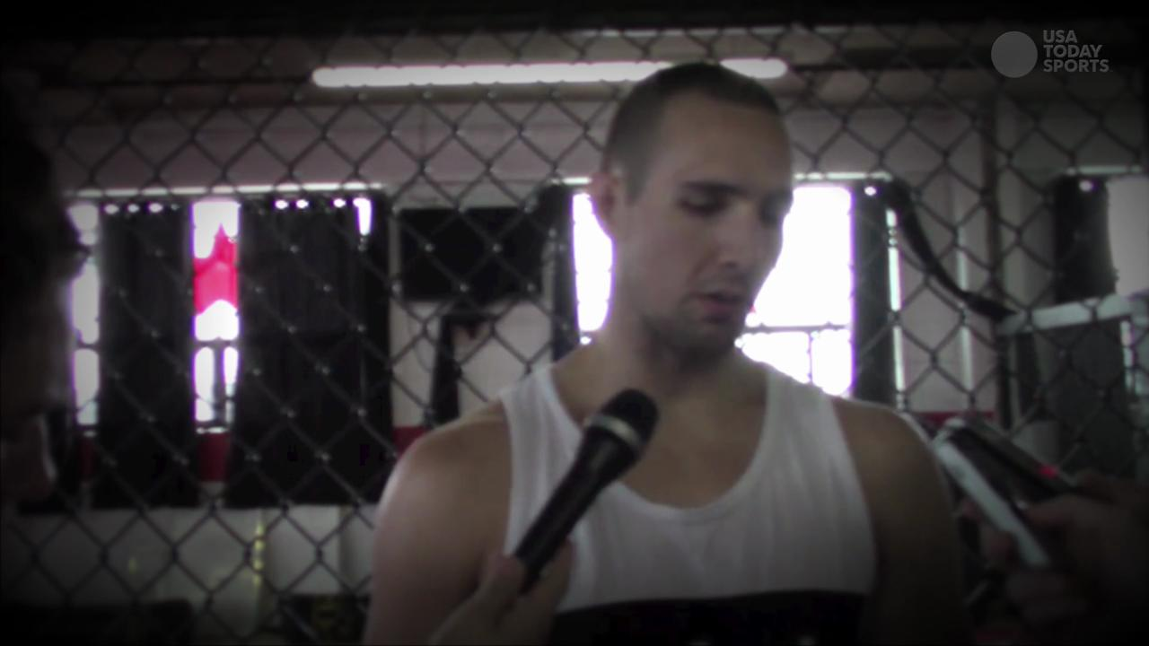 Rory MacDonald on Robbie Lawler rematch