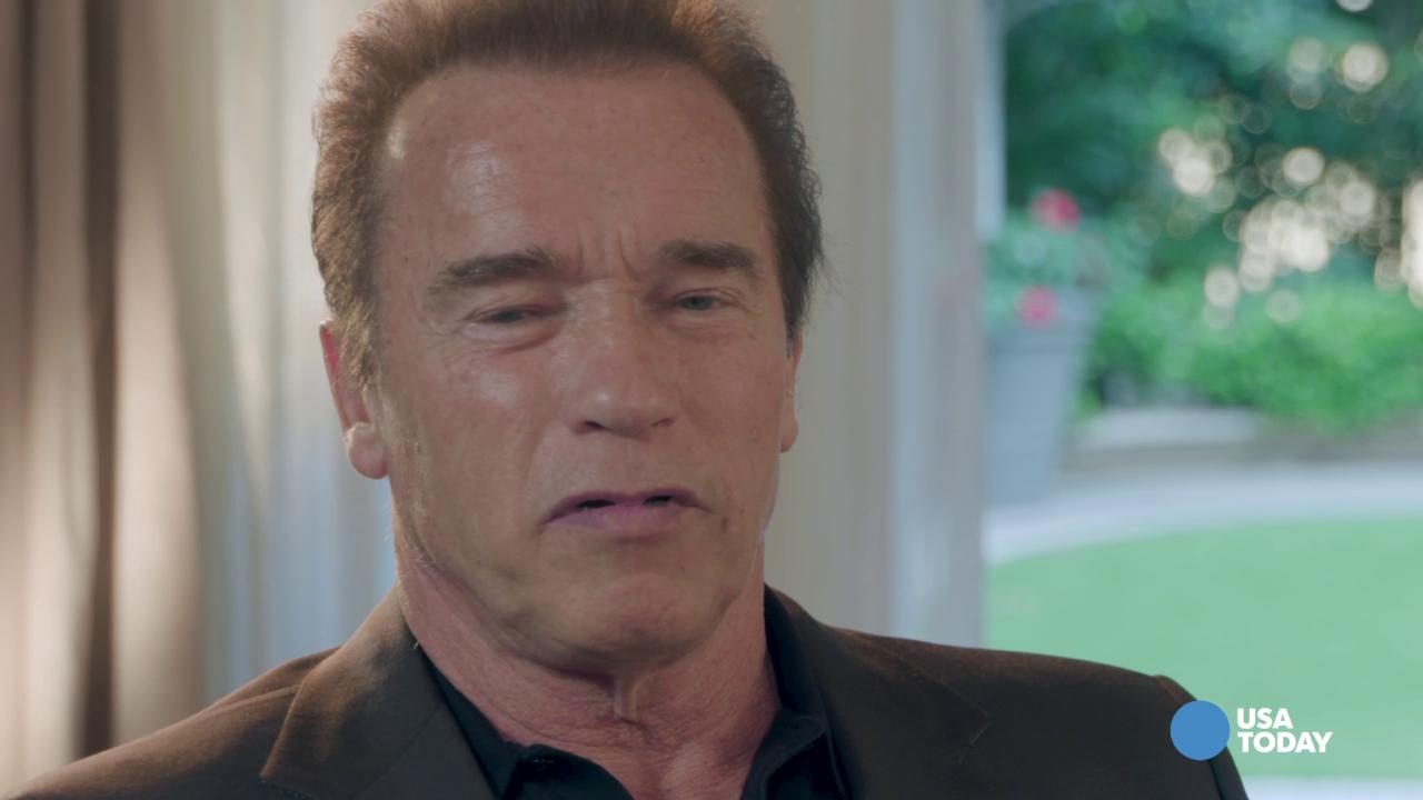 Schwarzenegger: 'As a husband, I failed'