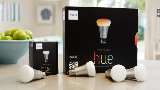 Are Philips' wi-fi connected Hue bulbs right for you?