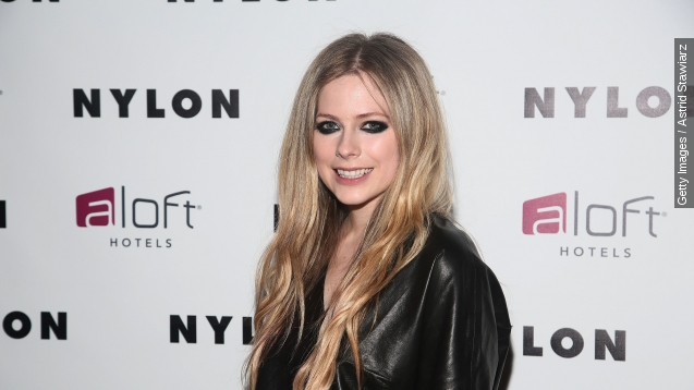 Avril Lavigne opens up about her Lyme disease battle