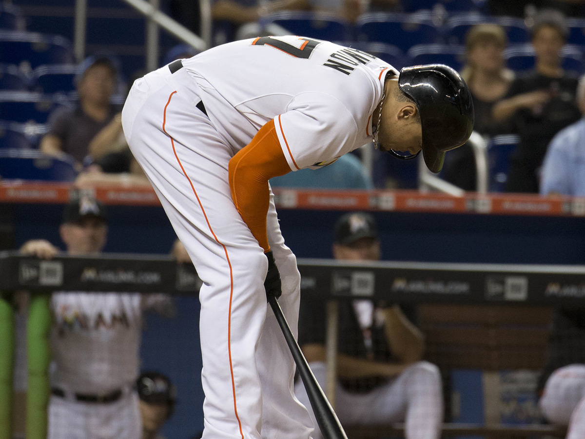 MLB Fantasy Focus: How do you replace Giancarlo Stanton?