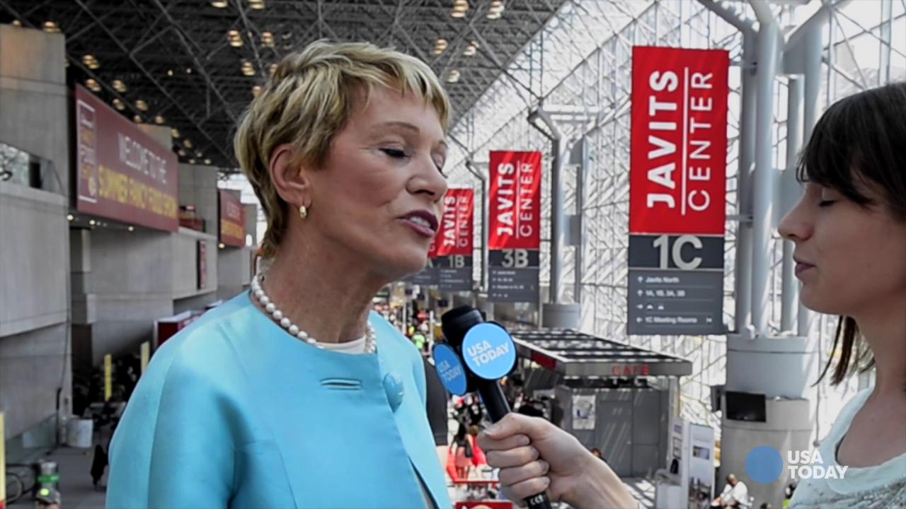 Barbara Corcoran looks at suceess in food companies