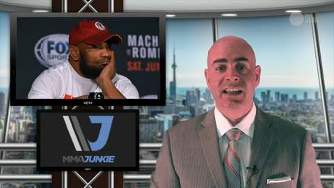 Fan Perspective: should Yoel Romero be reprimanded? And thoughts on the new UFC Fight Kit