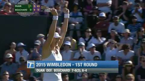 Tennis Channel Court Report: Upsets at Wimbledon