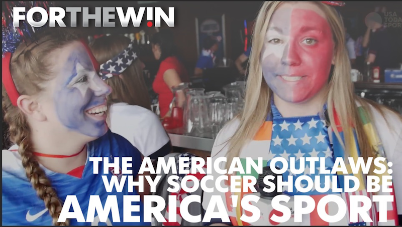 American Outlaws: Why soccer should be our passion