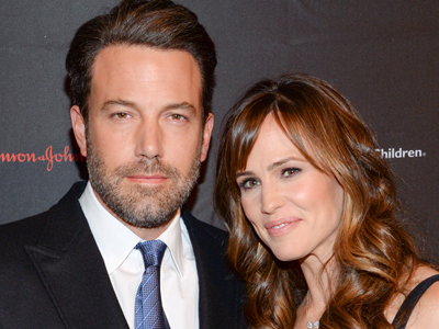 Jennifer Garner and Ben Affleck divorcing