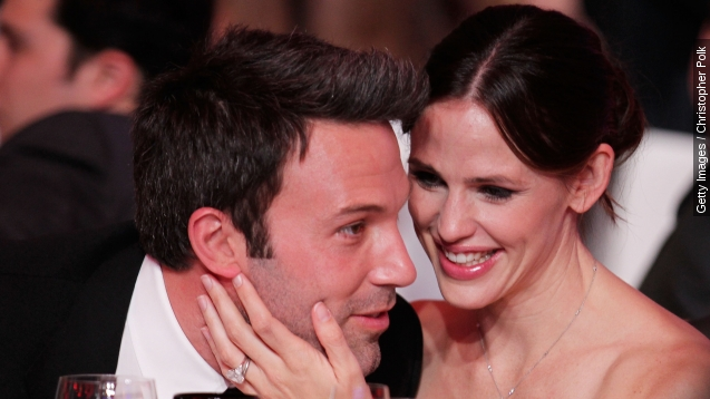 Ben Affleck and Jennifer Garner's rep confirms split
