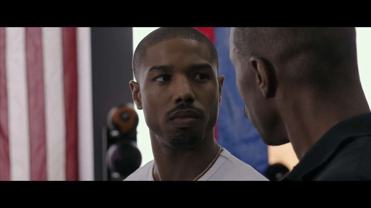 Trailer debut: 'Creed'
