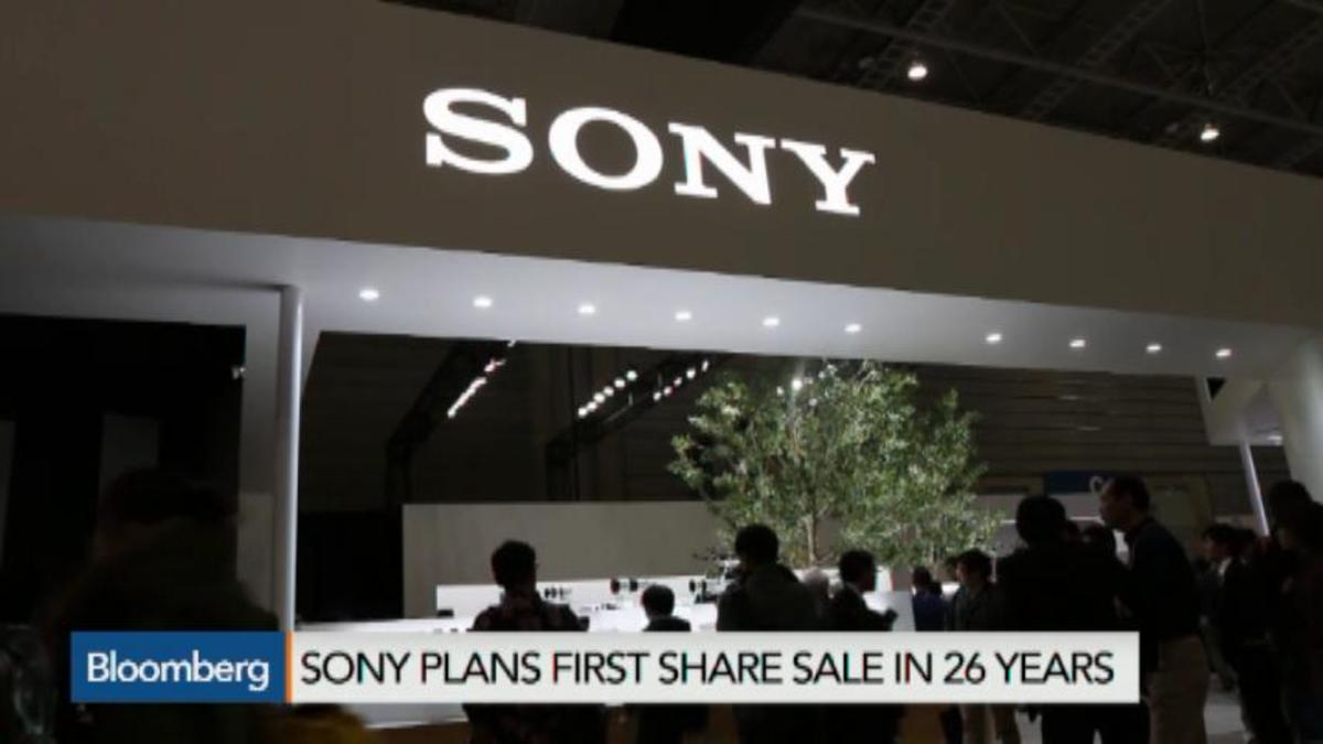 "Sony's plan for its first share sale in 26 years is straining investors' faith in Chief Executive Officer Kazuo Hirai's ability to deliver on growth promises. Bloomberg's Pavel Alpeyev has more on ""First Up."""