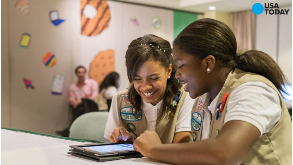 Girl Scouts raise money after declining anti-transgender donation