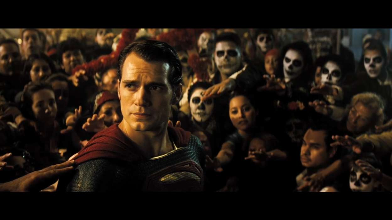 Trailer: 'Batman v Superman: Dawn of Justice'