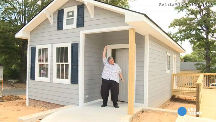 Tiny houses making huge dreams comes true