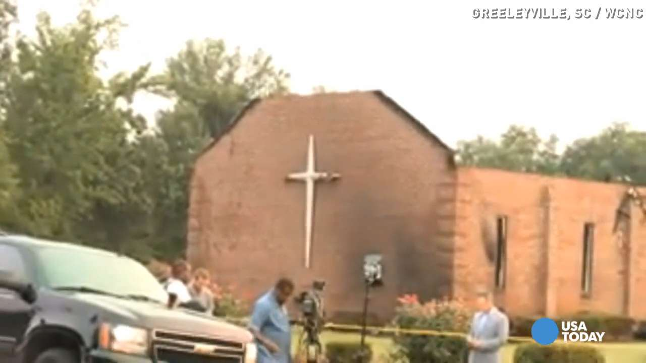 S.C. AME church fire: Feds 'not ruling anything out'