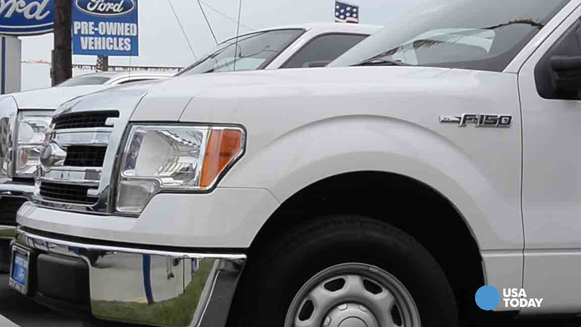 Trucks drive June auto sales