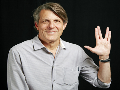 Leonard Nimoy's son is making a doc on his dad