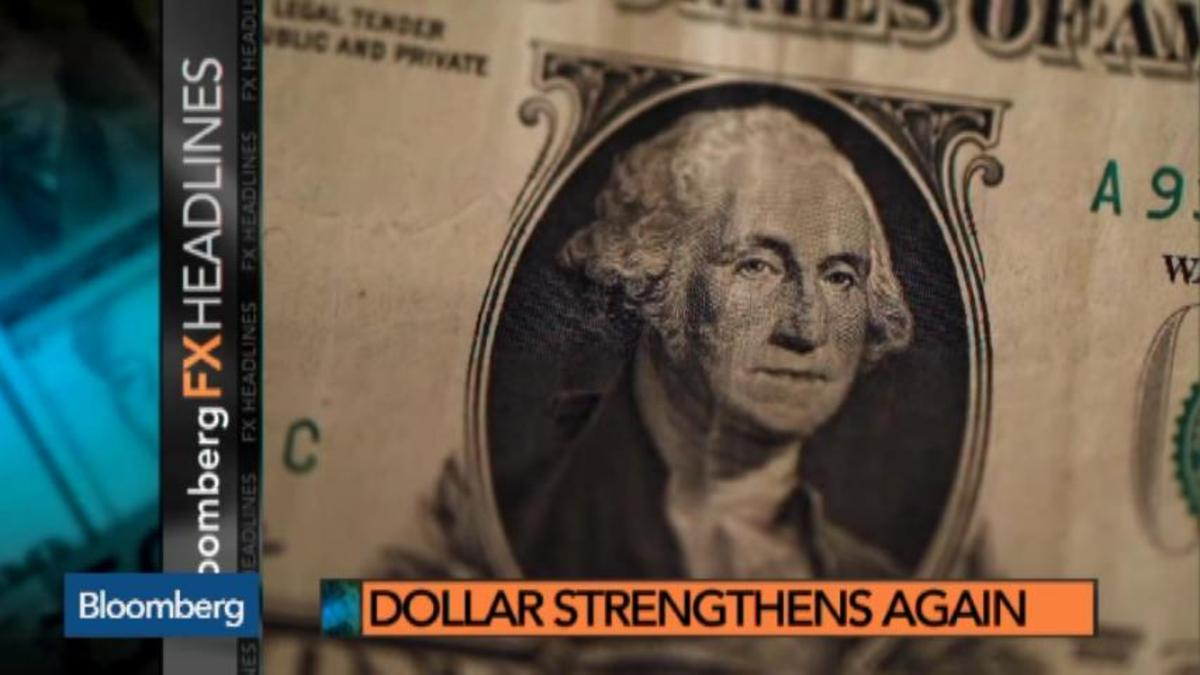 U.S. dollar climbs to 3-week high