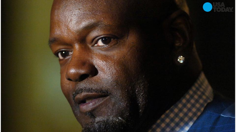 Emmitt Smith drops out of judging Miss USA Pageant
