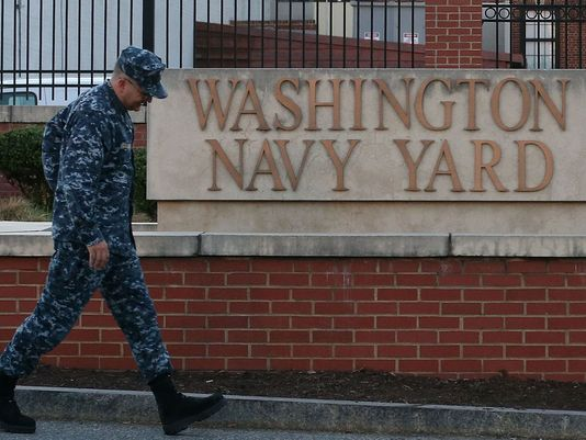Reports: Active shooter at Washington Navy Yard
