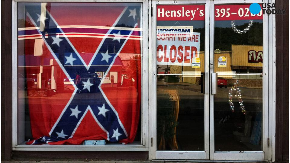 KKK plans Confederate flag rally as tempers flare in S.C.