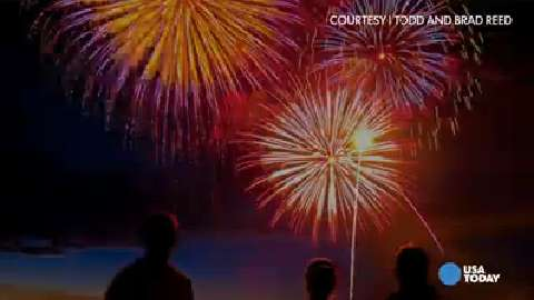 Awesome 4th of July Fireworks to watch this weekend