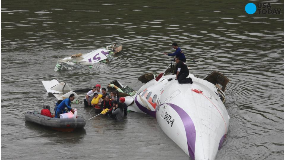 TransAsia pilot described as nervous