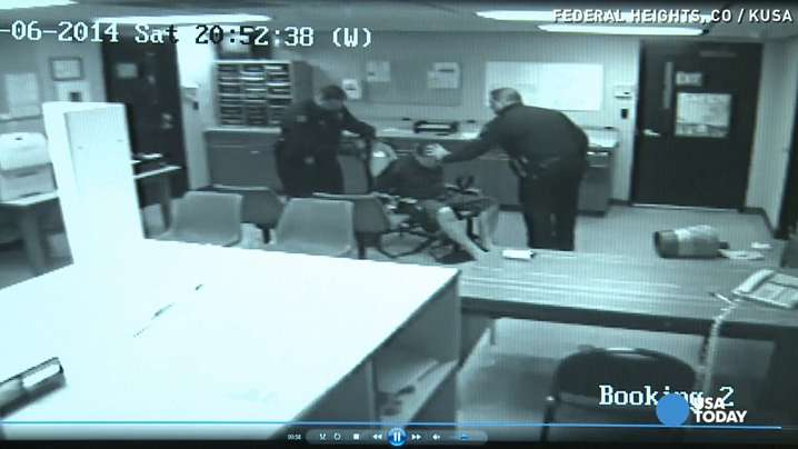 New video shows fired cop beating suspect
