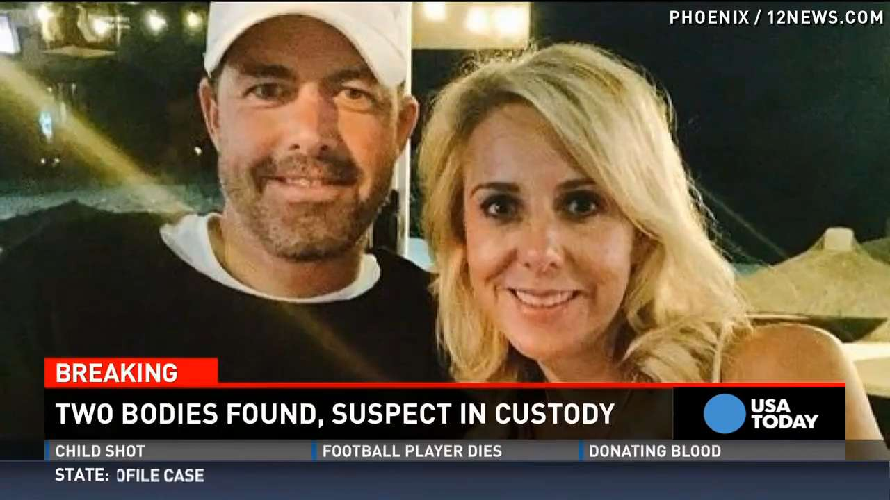 Suspect confesses to killing, burying missing couple