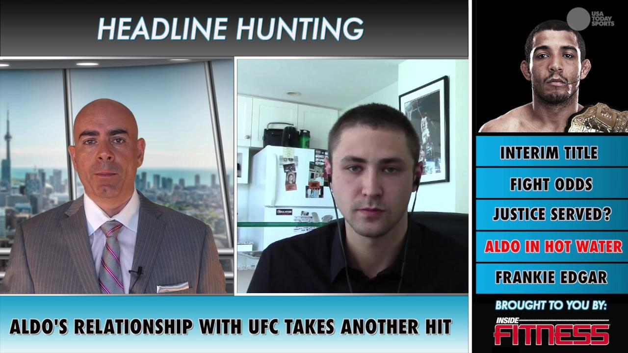 Headline Hunting: McGregor, Mendes, Aldo and more