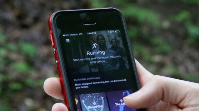 Which app gives the best soundtrack for your run?