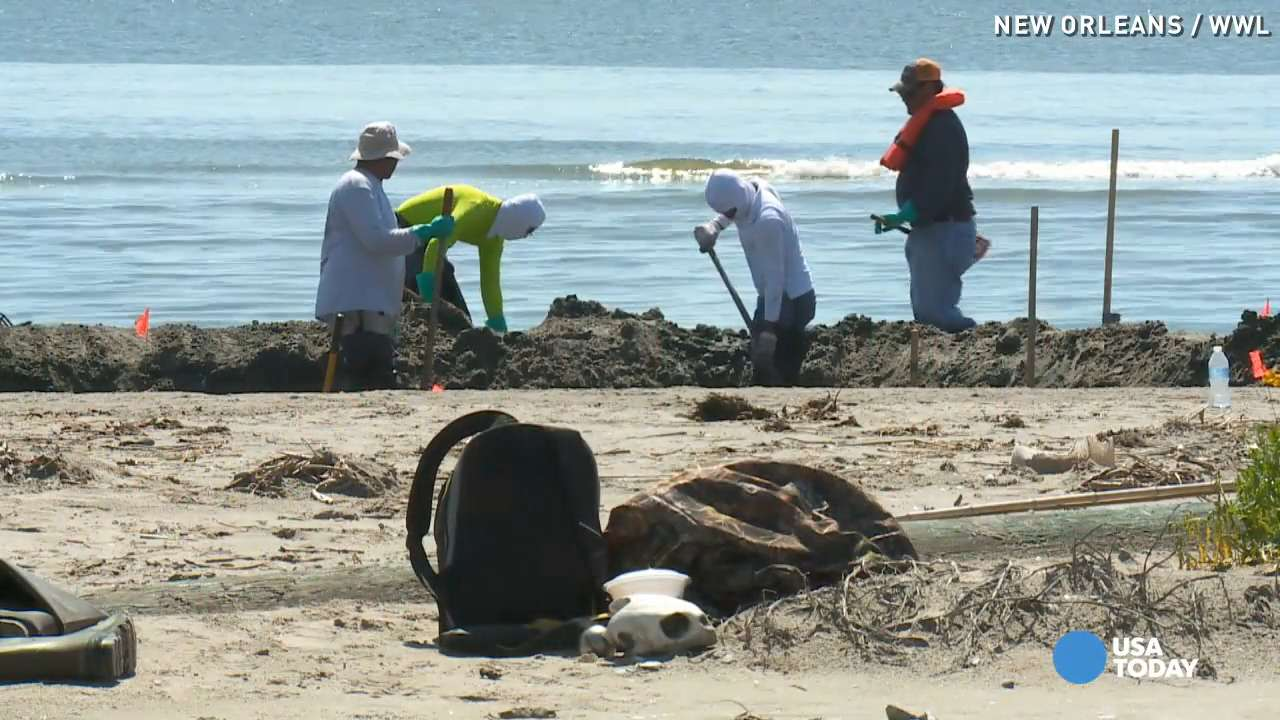 BP to pay $18.7B in Gulf oil spill settlement