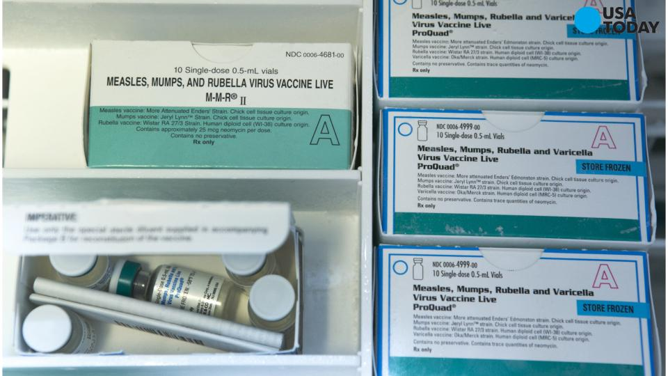 Washington state reports first U.S. measles death in 12 years