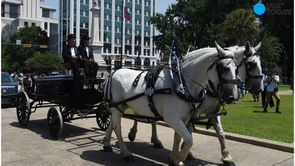Last funeral for victim of Charleston shooting in Columbia