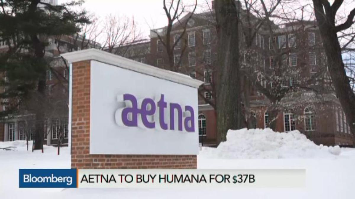 Aetna to Buy Rival Insurer Humana for $37B