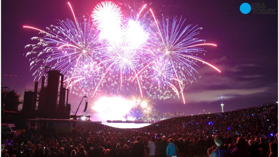 Bone-dry west coast states curb July 4 fireworks displays