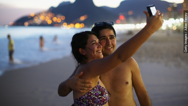 MasterCard unveiling 'selfie security' for purchases