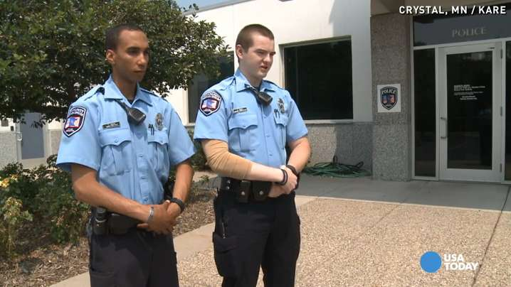 No rescue is too small for these officers