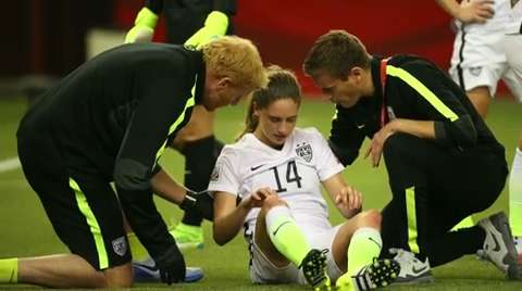 2015 Women's World Cup: Injury update on Morgan Brian