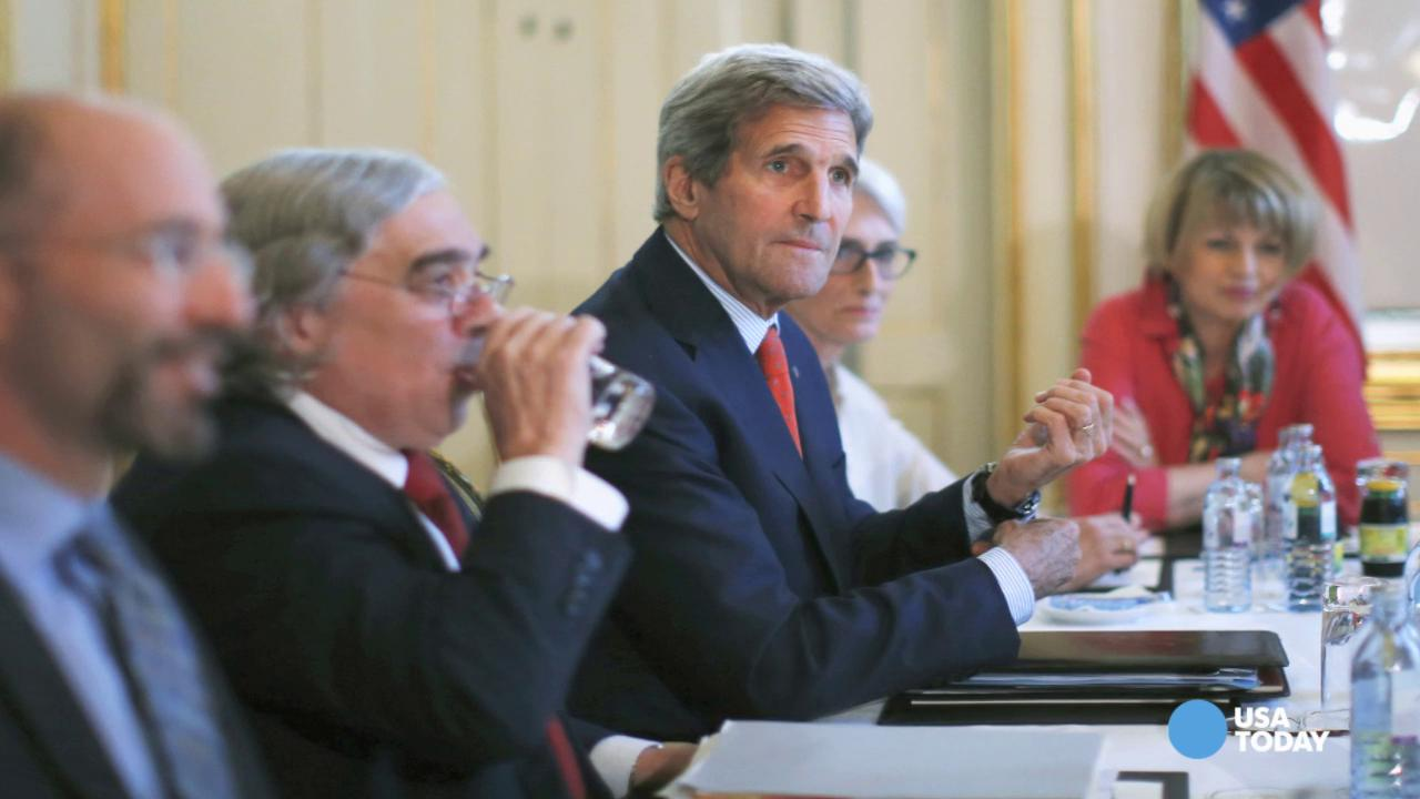 Tentative agreement reached on Iran sanctions relief