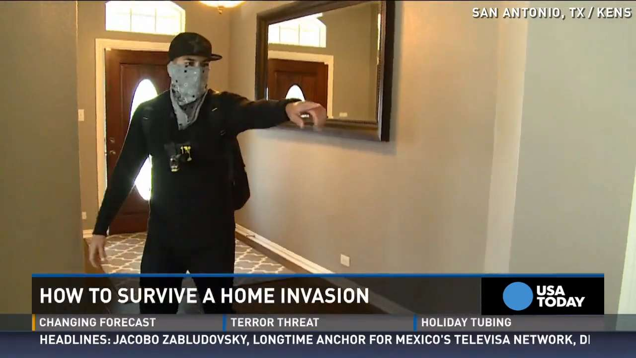 Do you have a plan? How to survive a home invasion