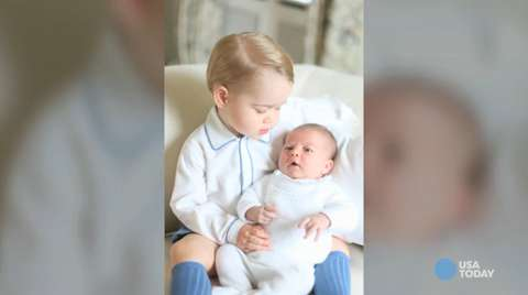 Princess Charlotte to be christened on Queen's estate